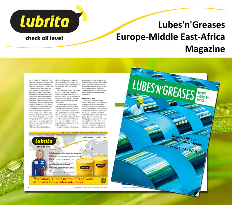 Lubrita Lubricants_Lubes and Greases magazine issue.jpg